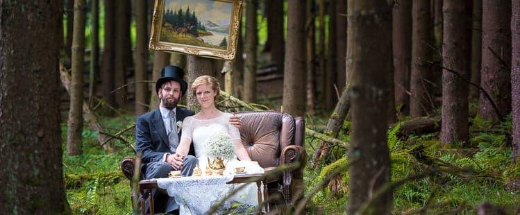 Hochzeit Sina und Kim in der Nähe von Dillenburg